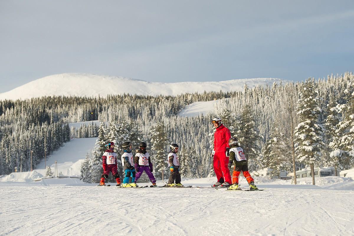 Trysil Ski School © SkiStar