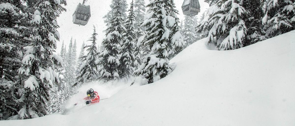 Whistler Deep Powder © Mitch Winton / Coastphoto.com