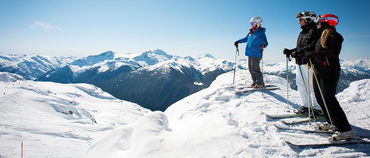 Whistler Ski School © Whistler Tourism / Mike Crane