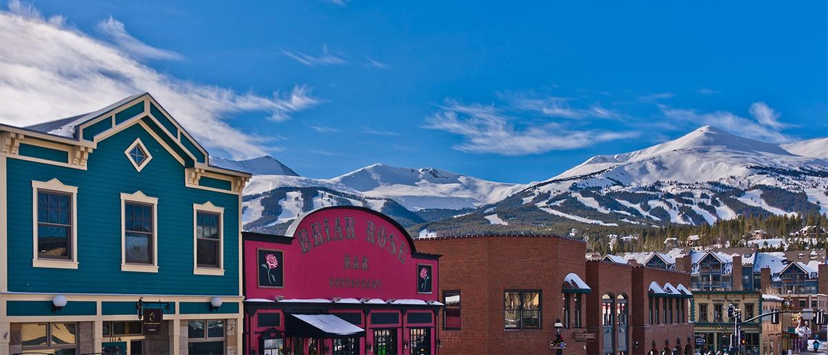 Breckenridge Main Street © Jeff Andrew 21x9