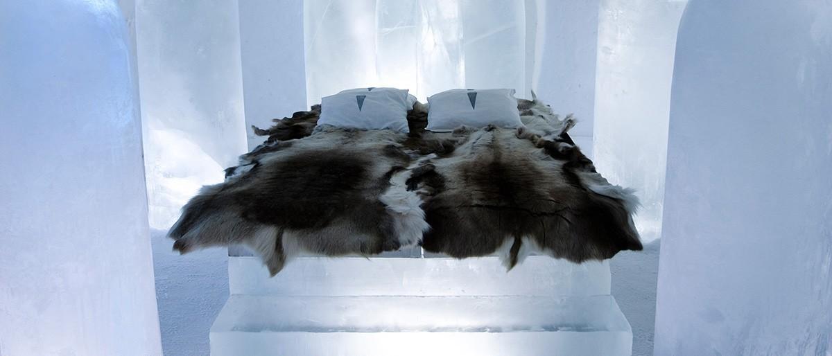 ICEHOTEL Bedroom 21x9