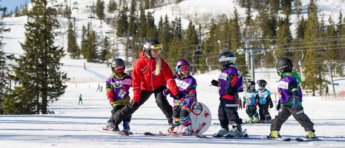 Vemdalen ski school © Ola Matsson Skistar