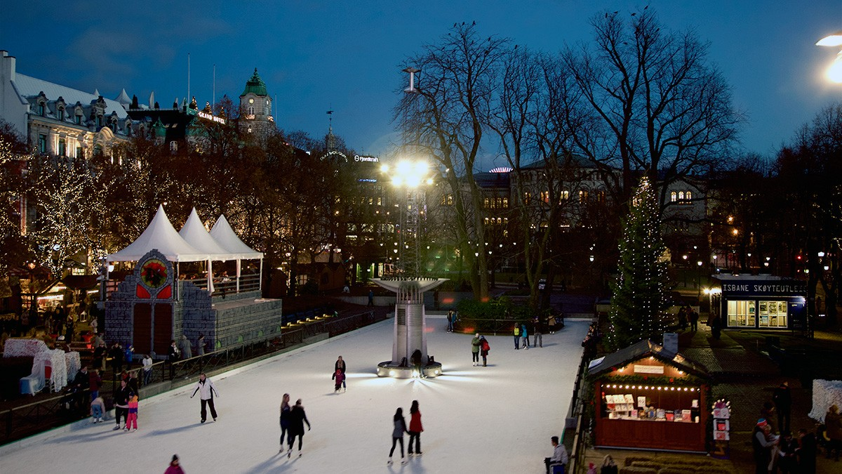 Oslo Christmas Market © Susanne A. Finnes / VISITOSLO