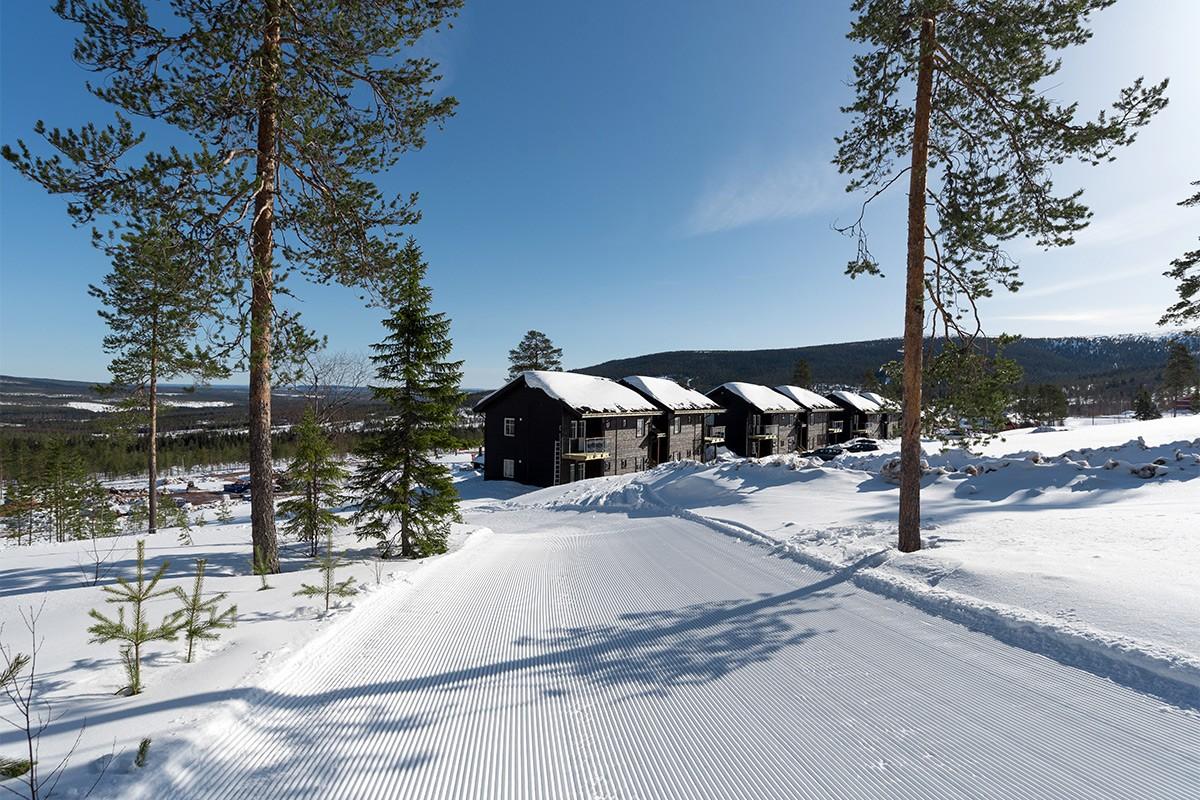 The slopeside Pistbyn