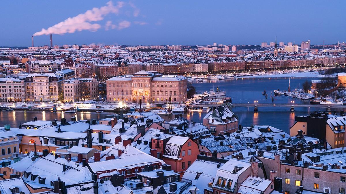 Stockholm Old Town © Jeppe Wikstrom Mediabank.VisitStockholm