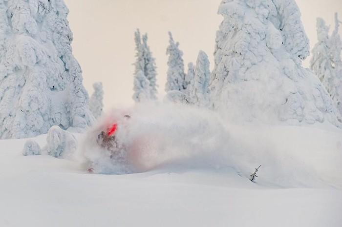 6cm in Big White © Andrew Jay / Destination British Columbia