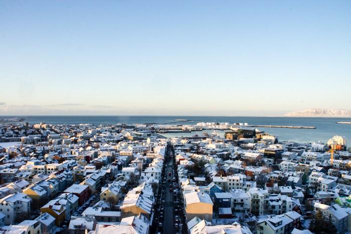 Jan Clifford - Reykjavik, Iceland