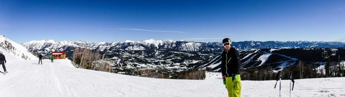 Jan Clifford - Big Sky Panoramic