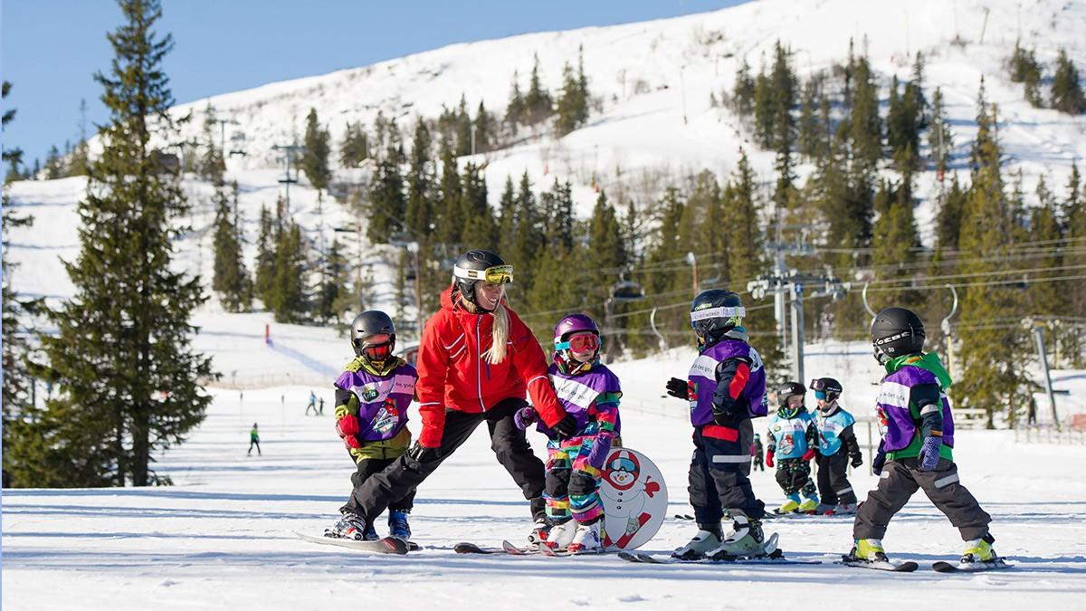 Vemdalen Ski School © Ola Matsson / Skistar 16x9