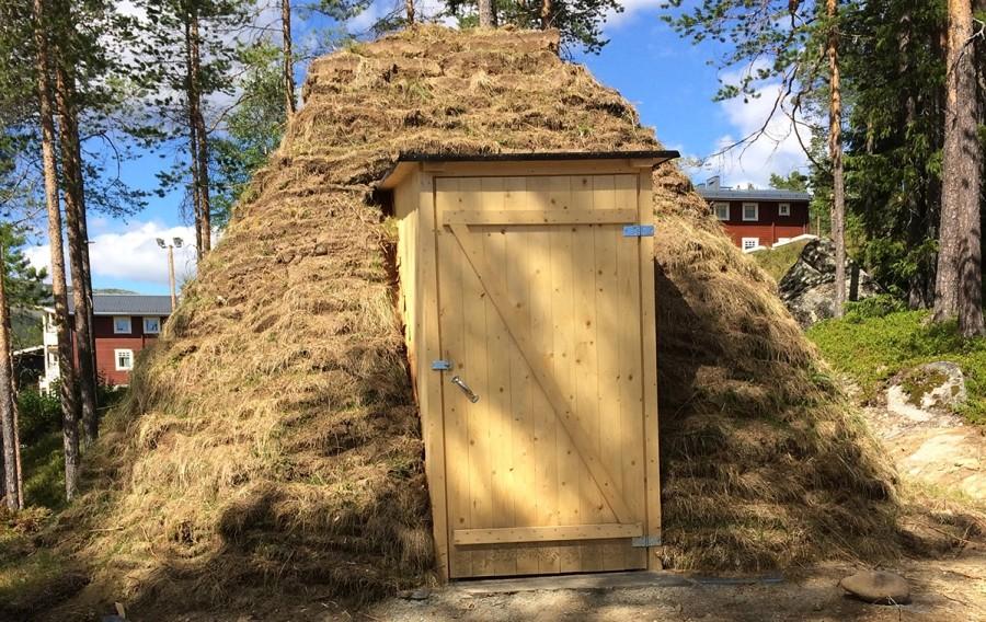 Sameland Hut in Vemdalen