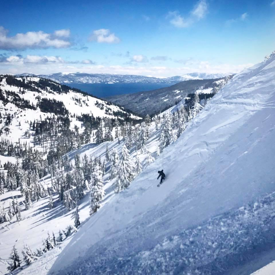 Squaw Valley 27 February 2017