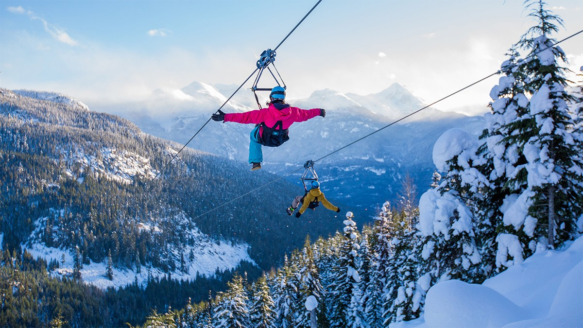 Superfly Winter 2016 © Superfly Ziplines