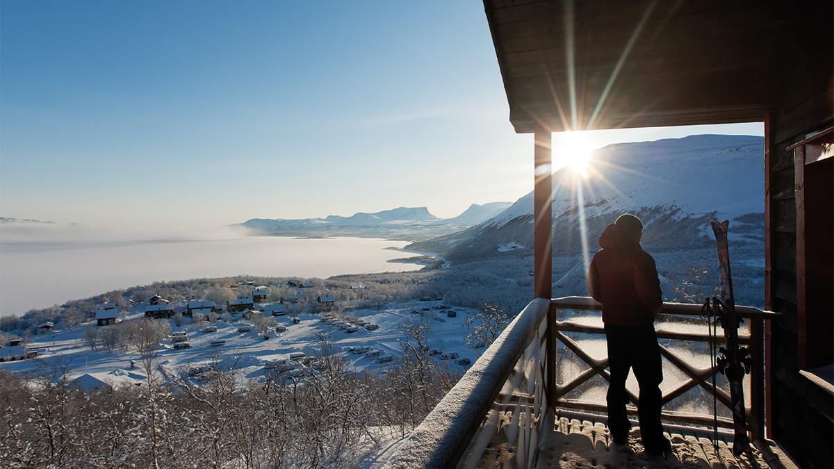 Bjorkliden View - © Fredrik Schenholm