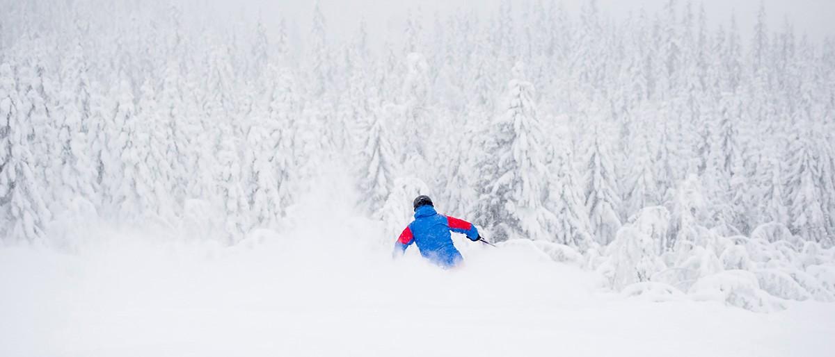 Trysil Pudder Skiing © Ola Matsson / SkiStar