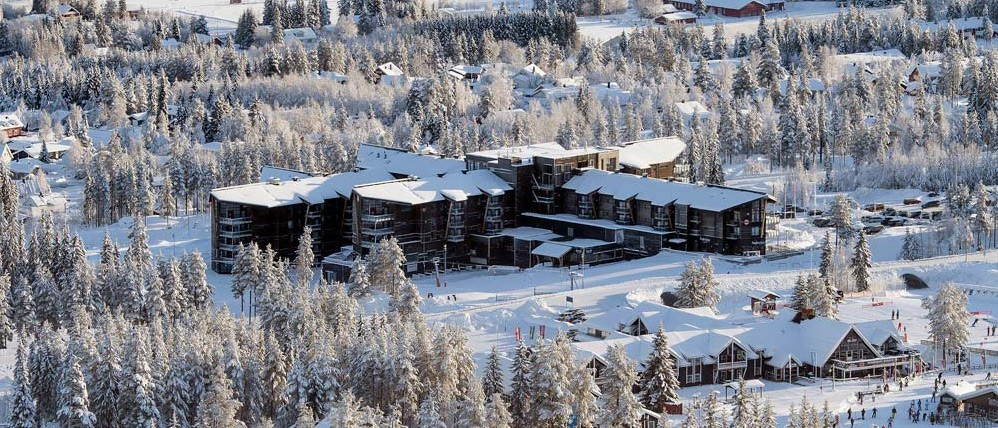 Radisson Blu Resort Trysil from the Slopes © Ola Matsson 21x9