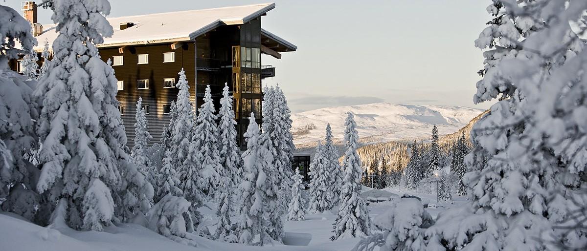 Copperhill Mountain Lodge © Jonas Kullman