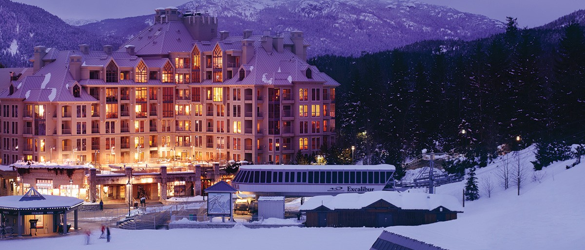 Pan Pacific Mountainside Offer