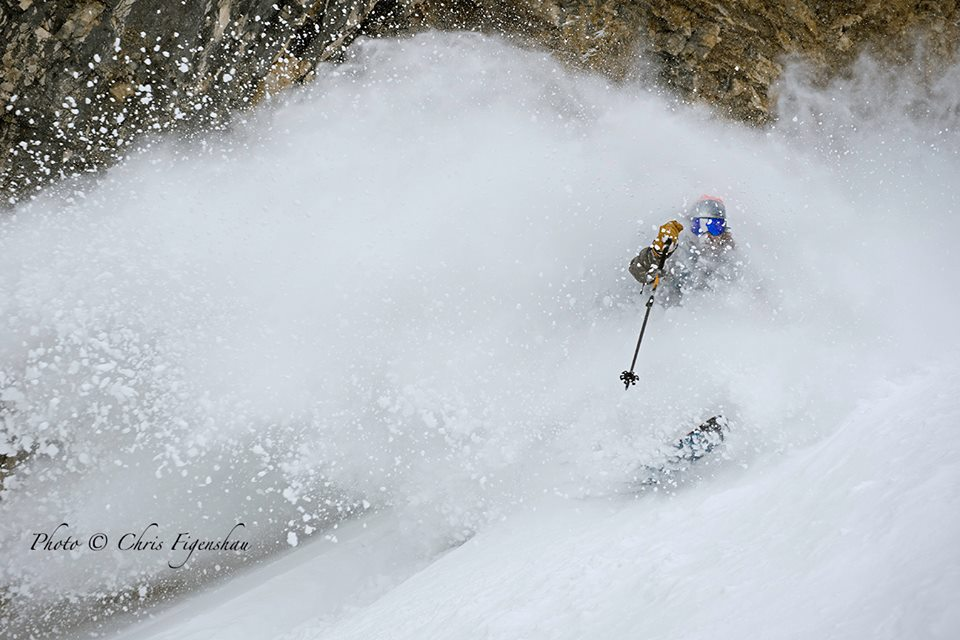 Jackson Hole 20 December © Chris Figenshau