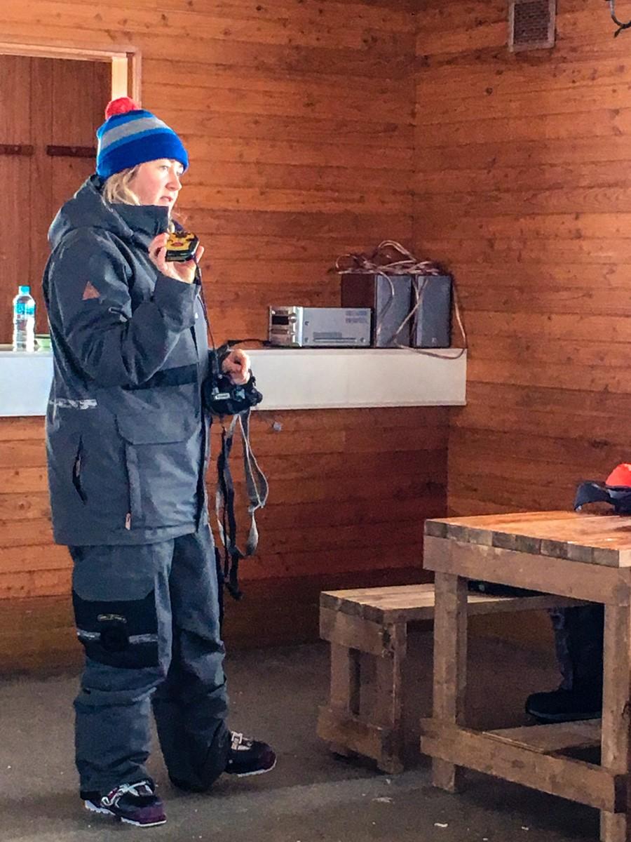 Chisenupuri Cat Skiing - Safety Briefing