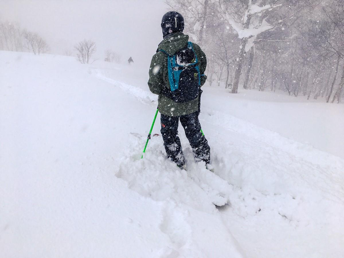 Chisenupuri Cat Skiing - Wide Runs