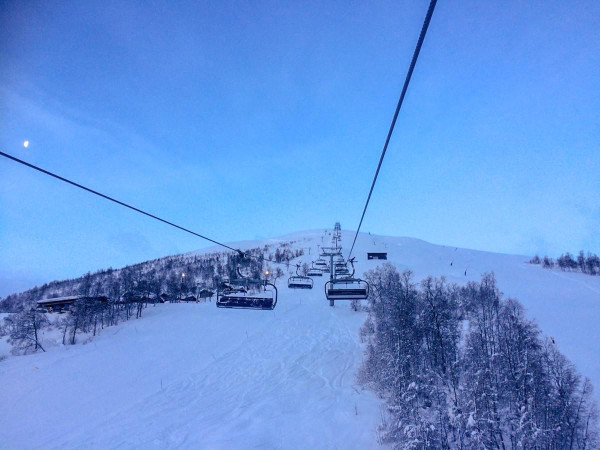 Mykdalen Resort - Blue Skies