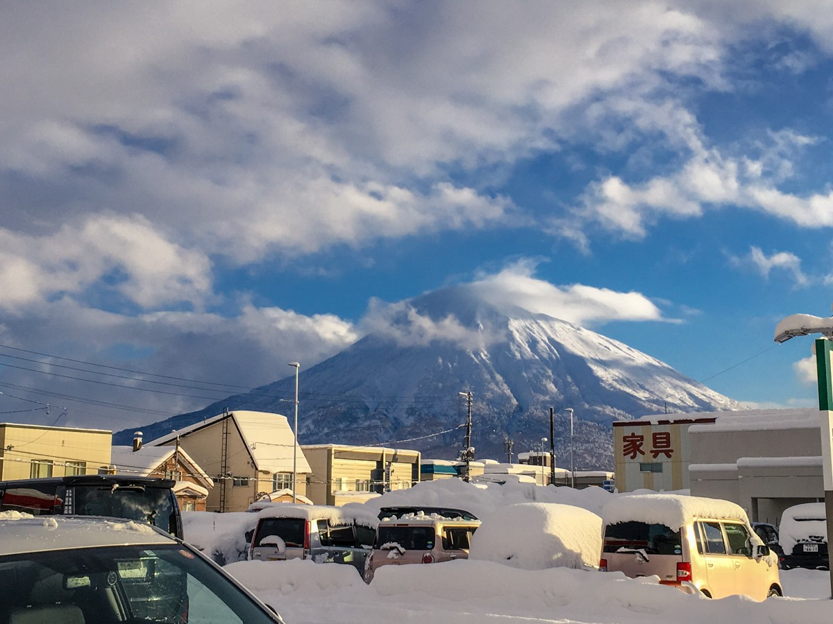 Mt Yotei - Clear Skies