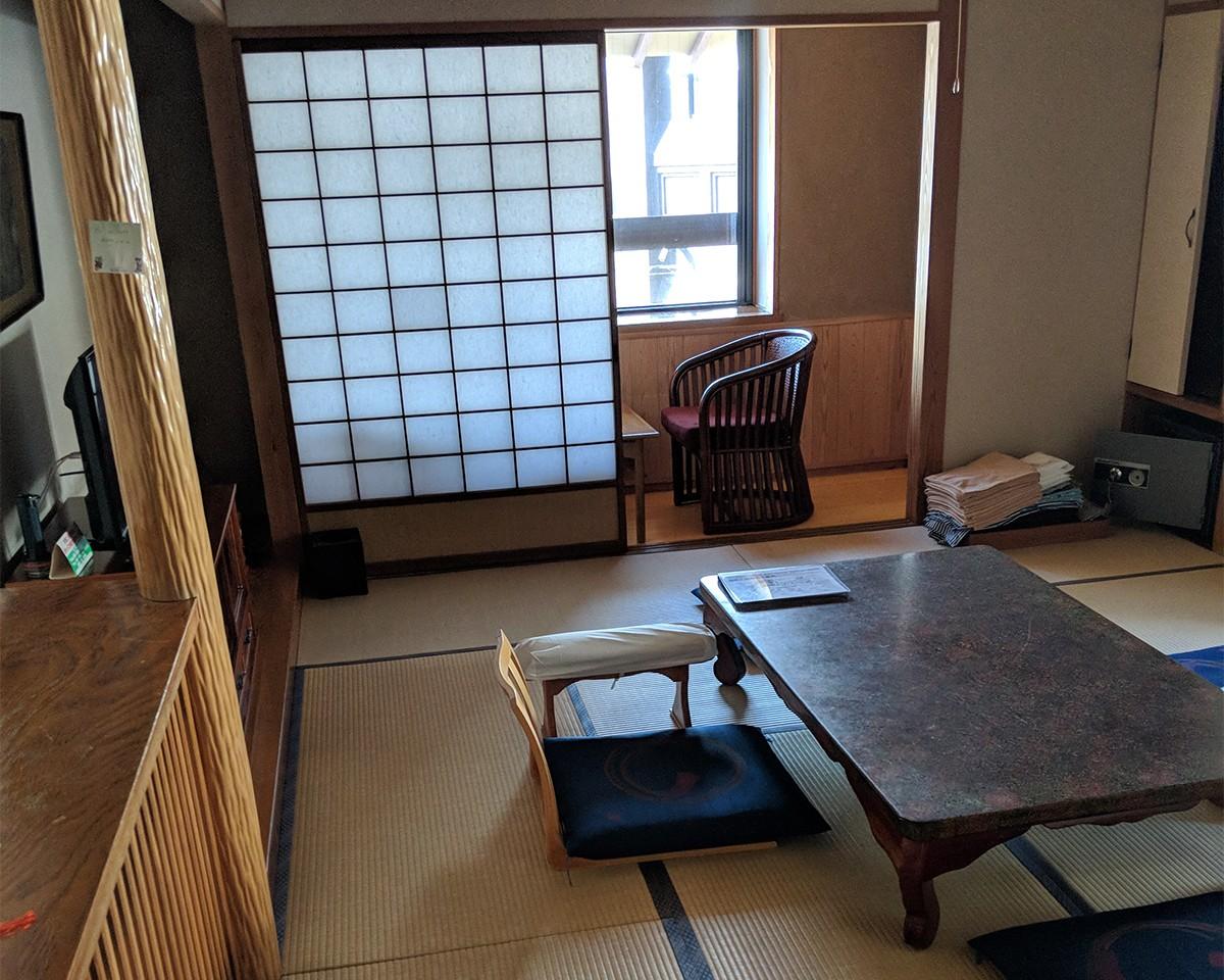 Tatami Room Nozawa Onsen