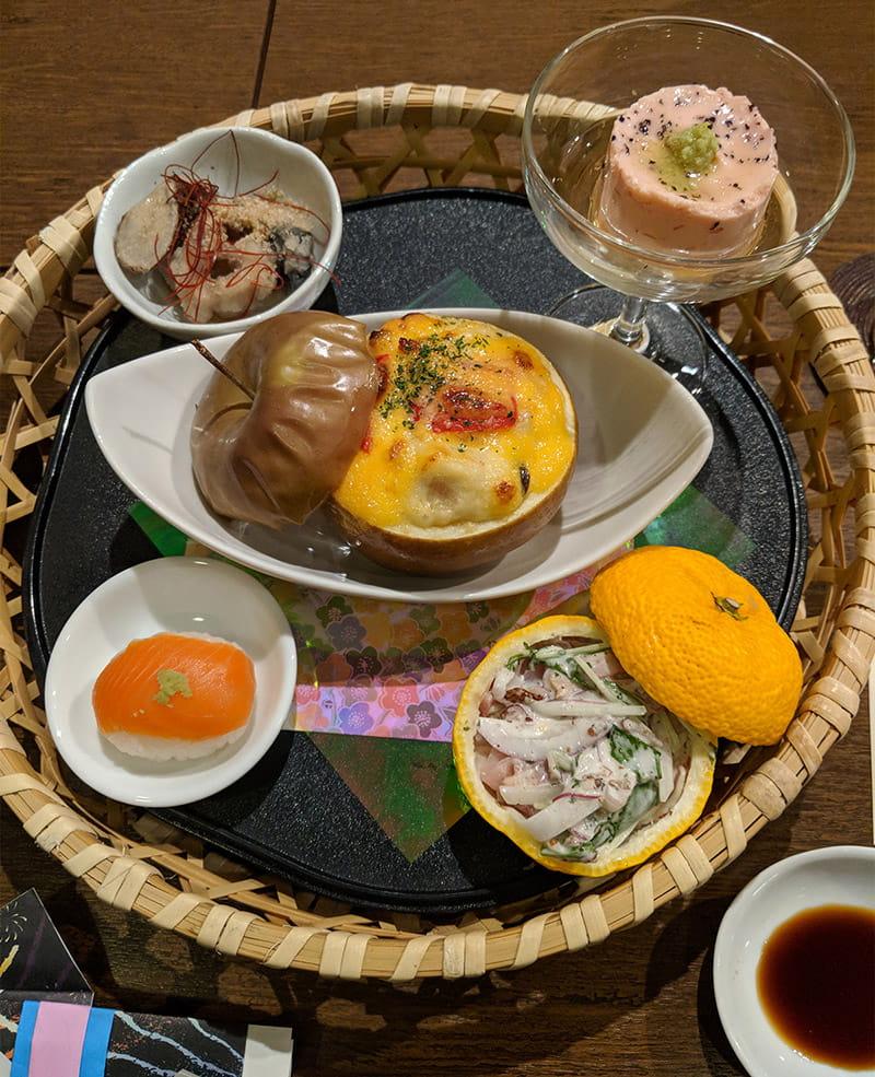 Kaiseki Dinner Myoko