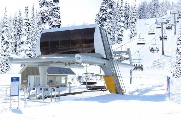 Big White - New Powder Chair