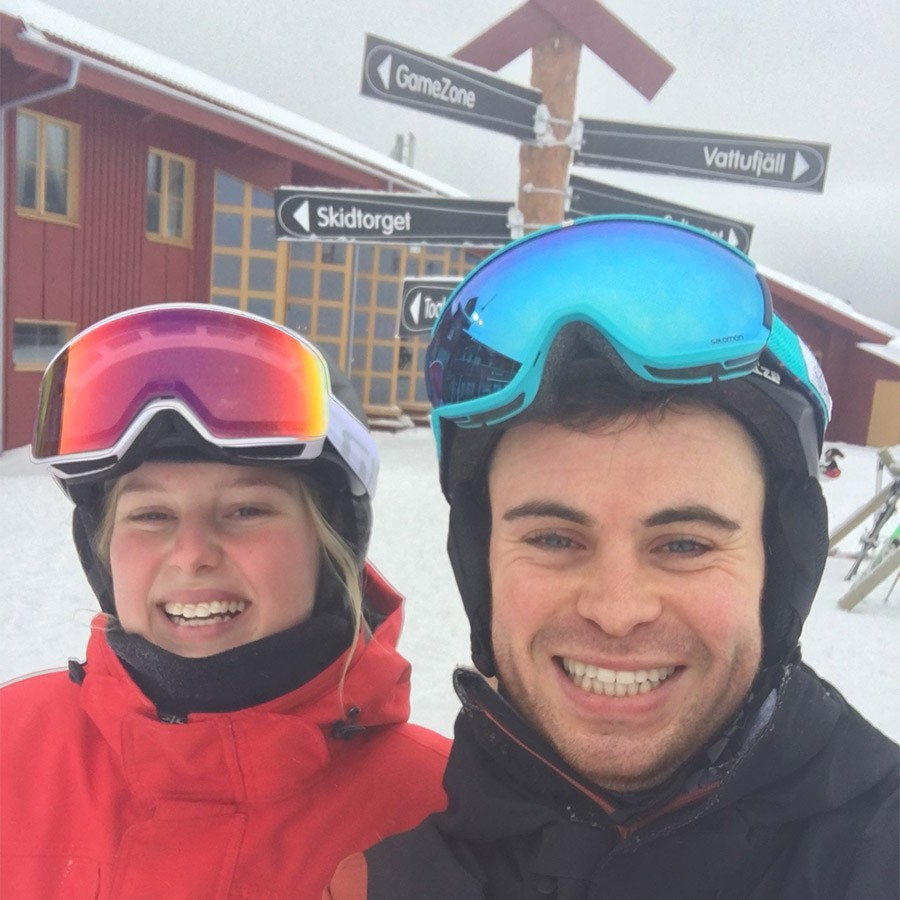 Ben in Stöten Ski School