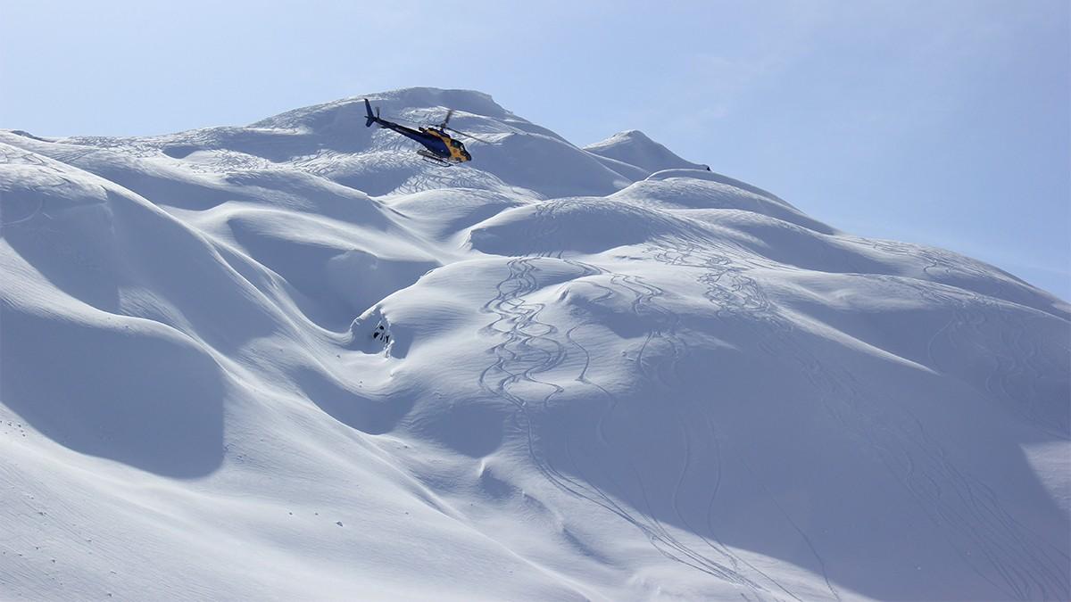 Chugach Powder Guides Andy Alaska