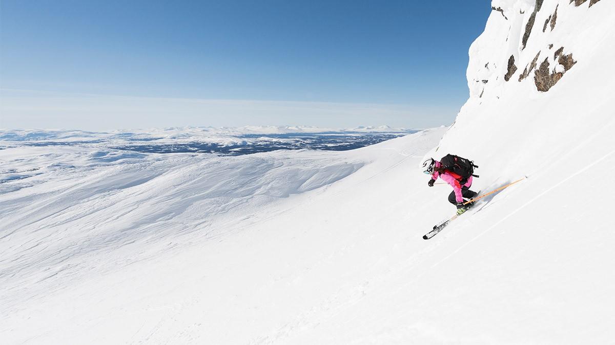 Åre Off-Piste © Ola Matsson