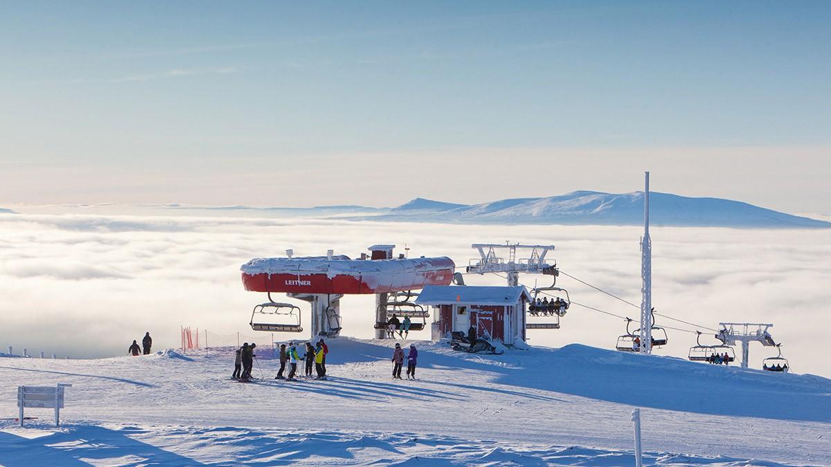 Vemdalen - Vemdalsskalet Pass Express © SkiStar