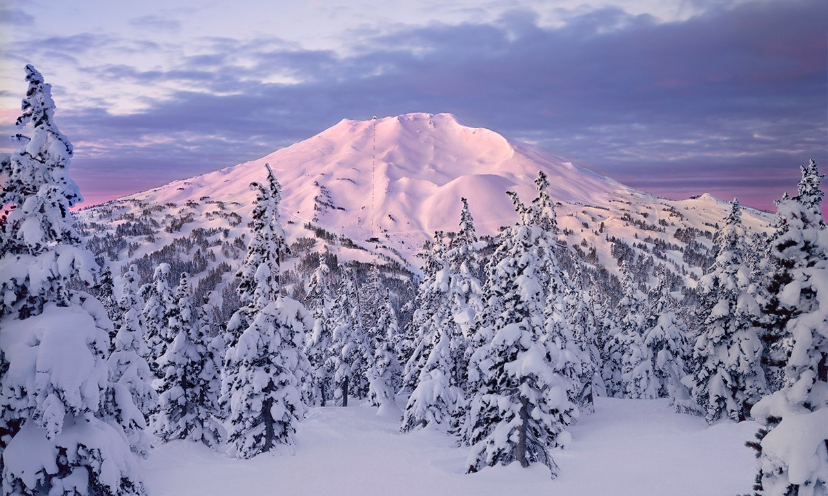 Mt Bachelor - Oregon © Mike Putman