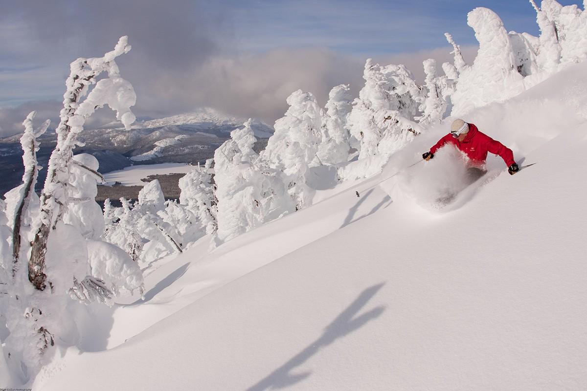 Mt Bachelor Snowghosts © Brian Becker Mt Bachelor