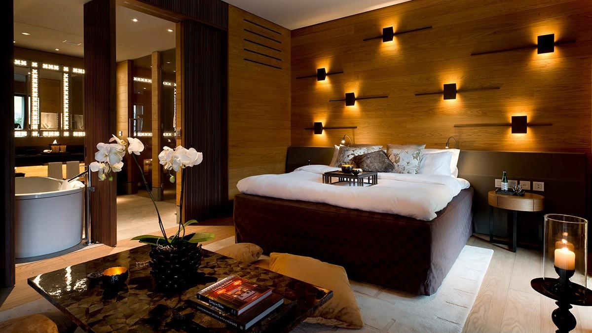 Chedi Andermatt Deluxe Room