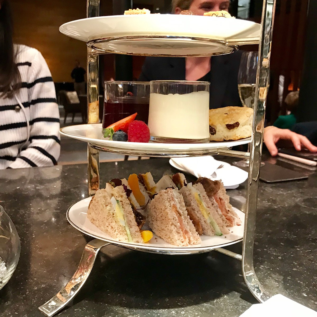 The Chedi Afternoon Tea