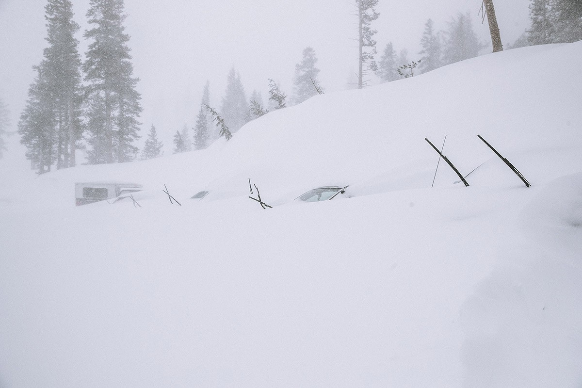 Which car? © Mammoth Mountain