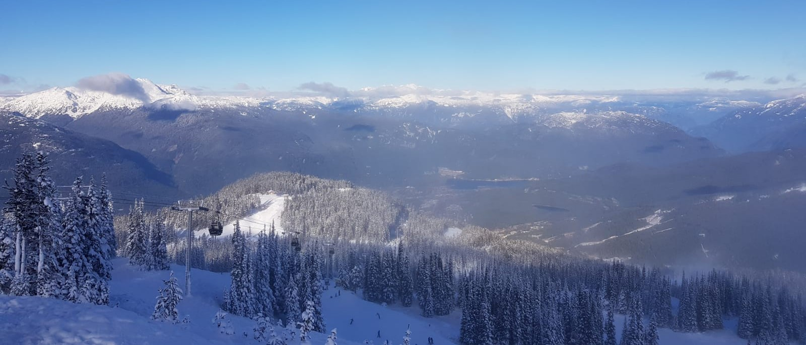 Whistler Early December 2018