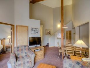One - Three Bedroom Suites