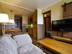 2 Bedroom Deluxe Apartment (sleeps 4+2)