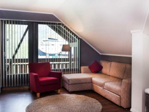 Family Room/Suite with Balcony