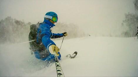 Kenji Cat-Skiing in Niseko