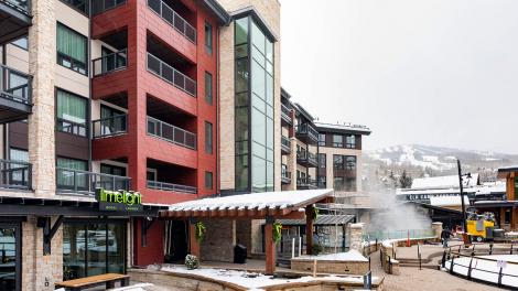 Limelight Snowmass Exterior December 2018