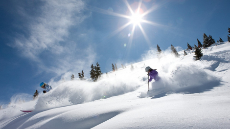 Vail Powder Trail © Vail Resorts / Jack Affleck