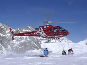 Air Zermatt Take Off