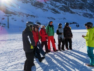 Engelberg Snow & Safety Courses