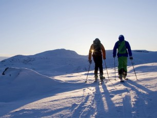 Bjorkliden Ski Touring