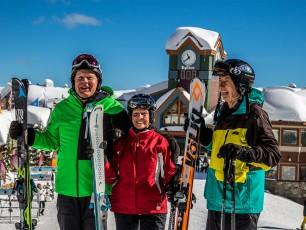 Big White - The Masters in the Village © Big White Ski Resort